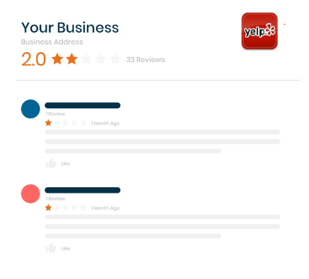 Remove Negative & Bad Yelp Review | ReviewVio