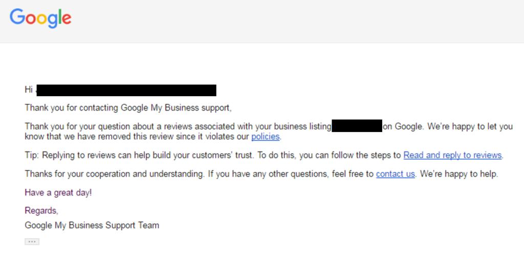 Remove Negative Google Reviews | ReviewVio