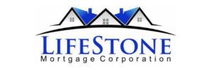Life Stone Mortgage Logo